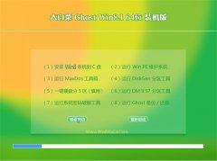 大白菜Win8.1 极速装机版 2021.06(64位)